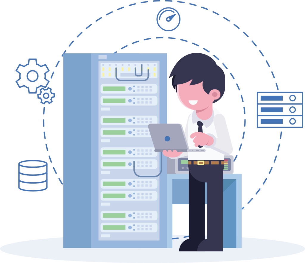 database-room